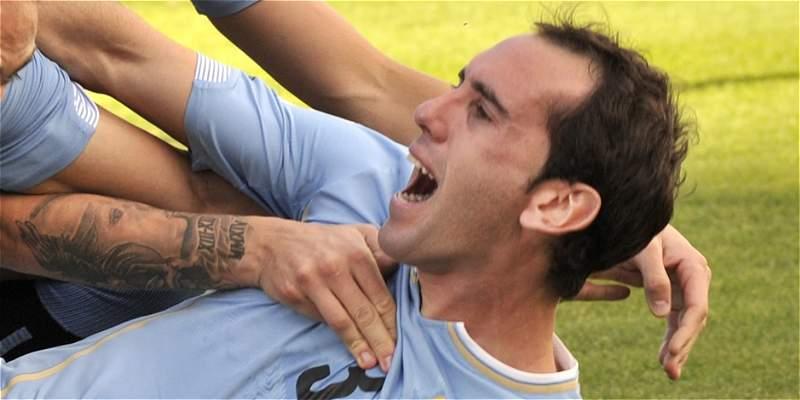 Uruguay definió los 23 jugadores que irán a la Copa América Centenario