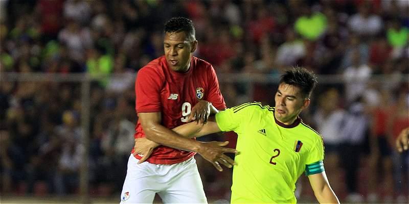 Panamá, de \'Bolillo\' Gómez, empató 0-0 con Venezuela en amistoso