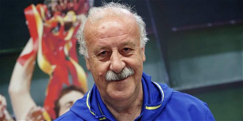 Vicente del Bosque no seguirá como técnico de España