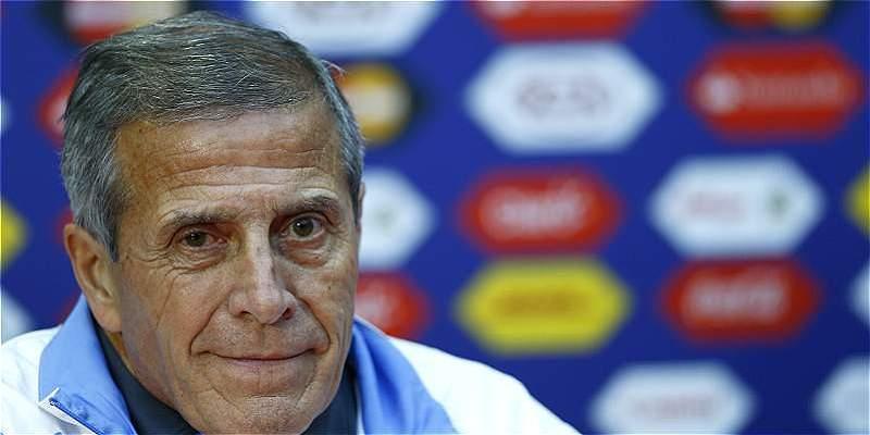 Óscar Washington Tabárez negó sufrir del síndrome de Guillain-Barré