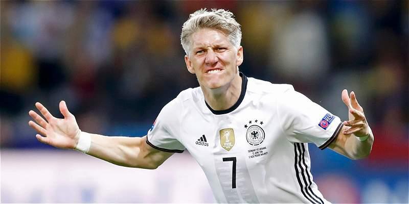 Bastian Schweinsteiger anunció su retiro de la selección de Alemania