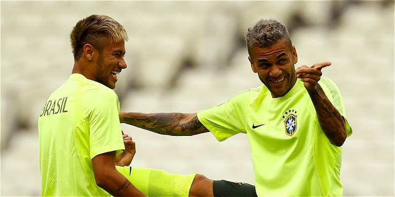 Brasil llamó a 23 jugadores para enfrentar a Colombia en Eliminatoria