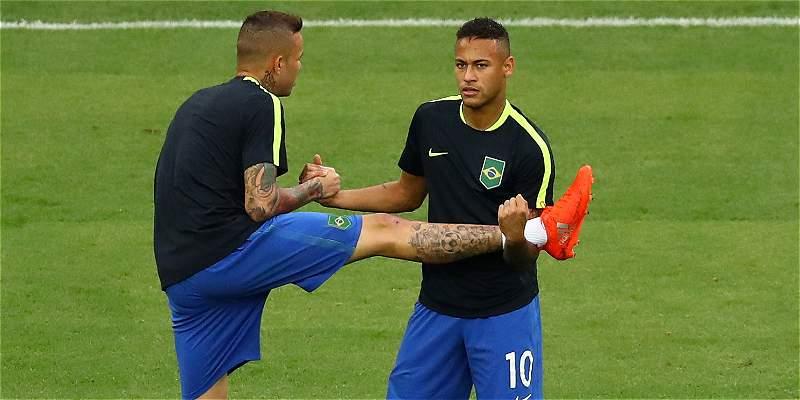 Brasil, con Neymar a la cabeza, inició preparación para Eliminatorias
