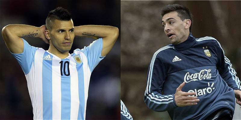 Agüero y Pastore, descartados de Argentina en fecha de Eliminatorias