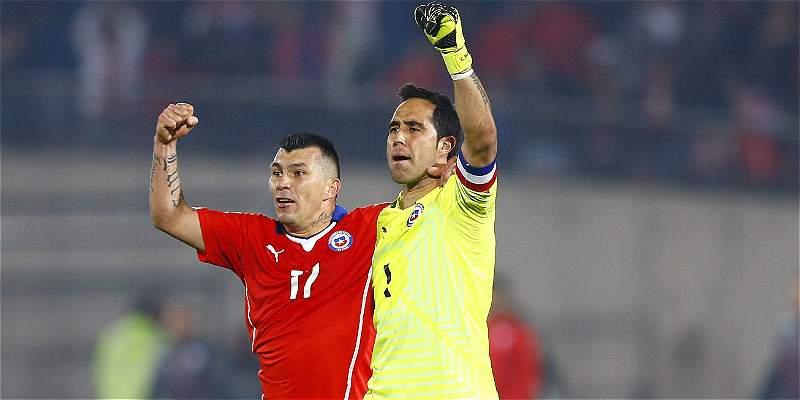 Con Bravo en duda, Chile empieza su preparación para Eliminatorias