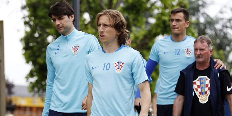 Luka Modric será el nuevo capitán de la selección de Croacia