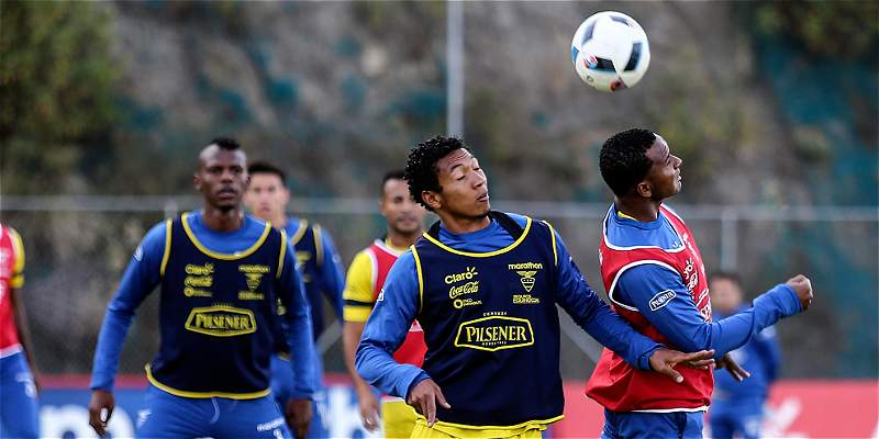 Ecuador Eliminatorias