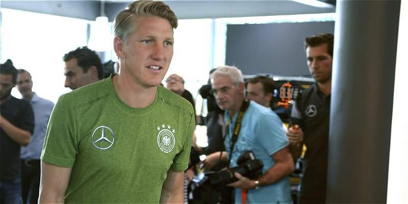 Schweinsteiger, un ídolo que le dirá adiós a la selección de Alemania