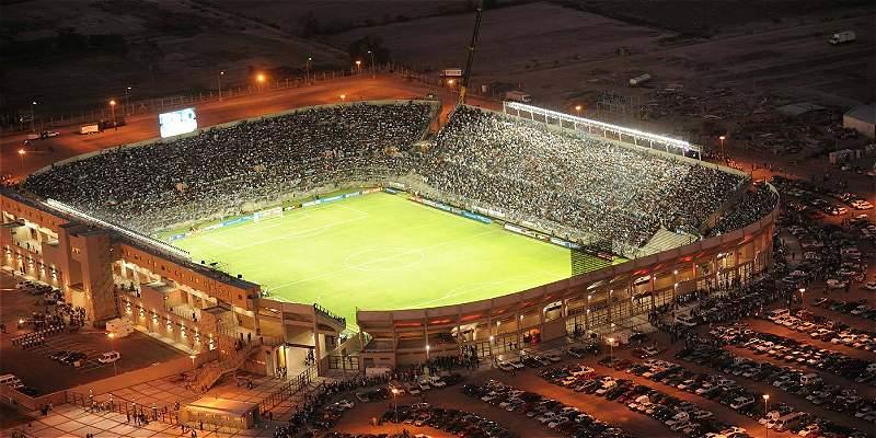 El estadio Bicentenario, de San Juan, albergará el Argentina-Colombia