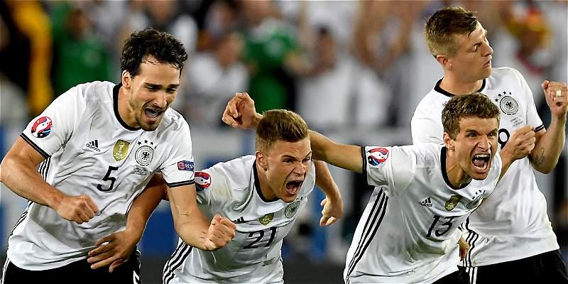 Löw convocó los mejores de Alemania para las fechas de Eliminatorias