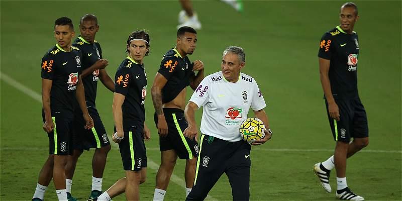 Resultado de imagen para neymar y tite