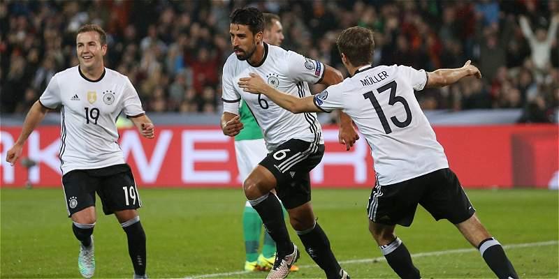 Alemania sigue imparable en Eliminatoria: ganó 2-0 a Irlanda del Norte