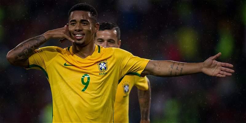 Brasil es el nuevo líder de la Eliminatoria: venció 0-2 a Venezuela