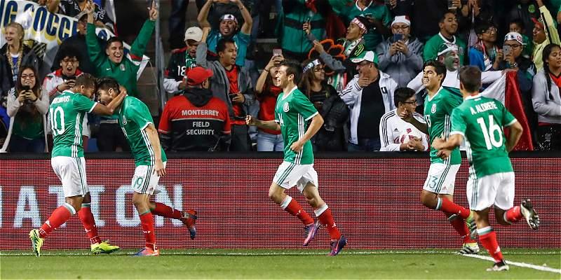 Osorio le ganó el duelo al \'Bolillo\': México venció 1-0 a Panamá