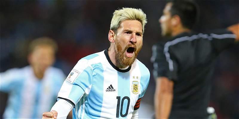 Argentina, rival de Colombia, convocó 26 jugadores para Eliminatorias