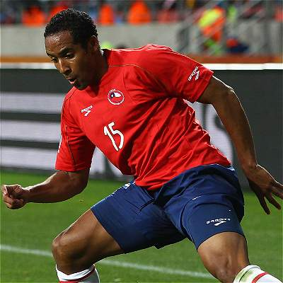 Jean Beausejour Chile
