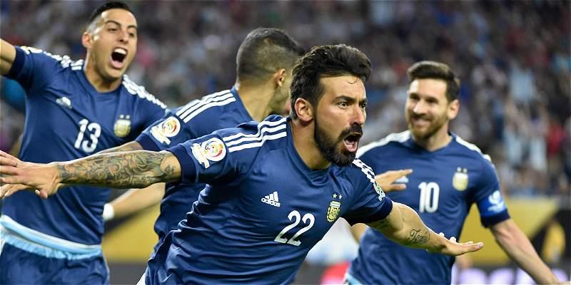 Argentina llamó a Lavezzi en lugar de Dybala, para duelo con Colombia