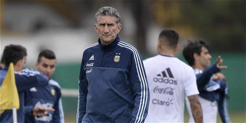 Sin Messi, Argentina empezó su preparación para jugar contra Brasil