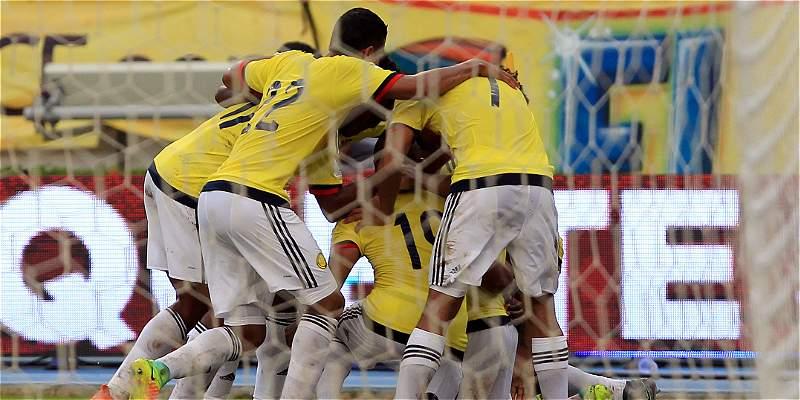 Colombia salió del top 5 del escalafón mundial de Fifa, ahora es sexta