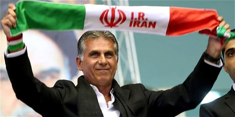 Carlos Queiroz Irán