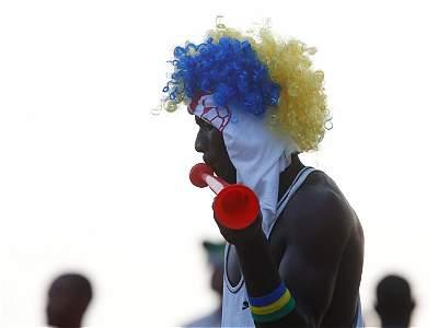 Hinchas Copa Africana / Galería
