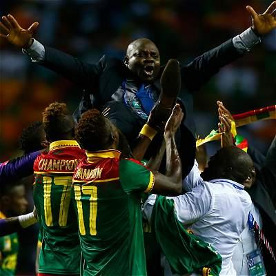 Camerún, campeón de la Copa Africana de Naciones: venció 1-2 a Egipto