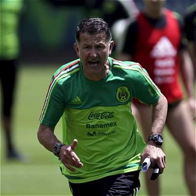 Osorio se estrena en el 2017: México enfrenta a Islandia, en amistoso