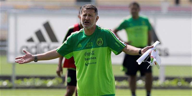 Con visita a Europa, Juan Carlos Osorio prepara convocatoria de México