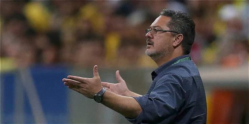 Brasil despidió a Rogerio Micale tras fracaso en Suramericano Sub-20