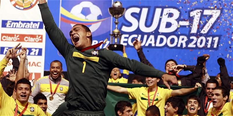 Jóvenes de 10 países juegan en Chile por 4 plazas al Mundial Sub-17