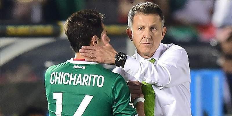 25 jugadores convocó Osorio para México para hexagonal de Concacaf