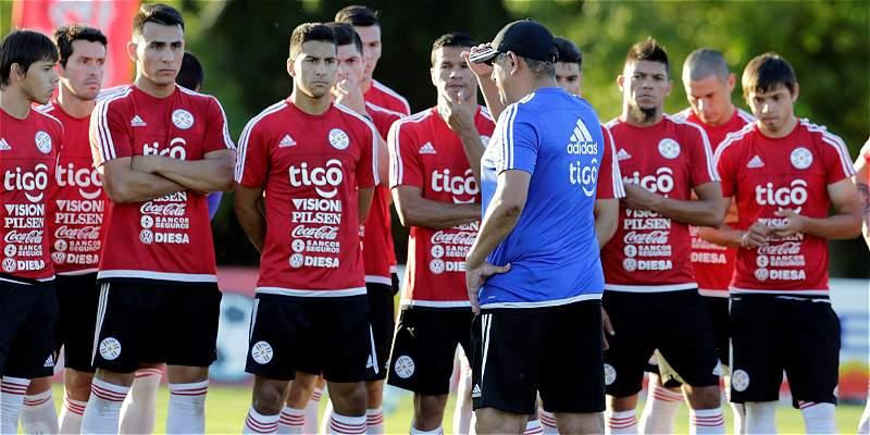 Paraguay anunció sus 28 convocados para doble fecha de Eliminatorias