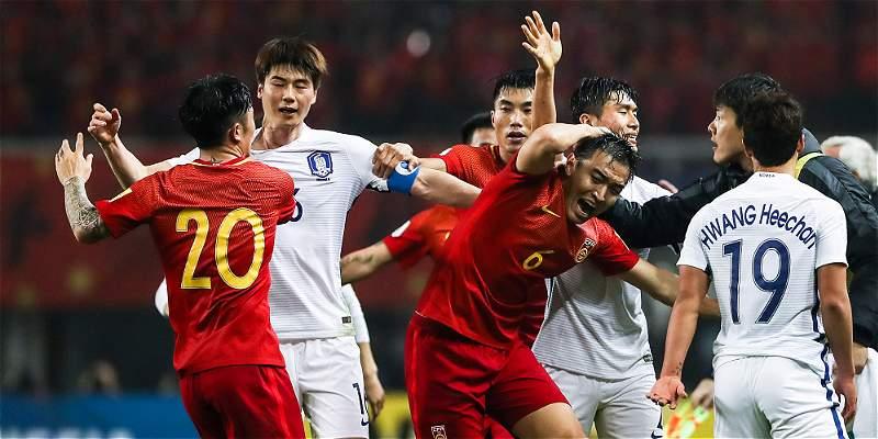 China se ilusiona con ir al Mundial-2018: derrotó 1-0 a Corea del Sur