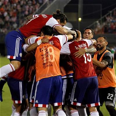 Paraguay venció a Ecuador