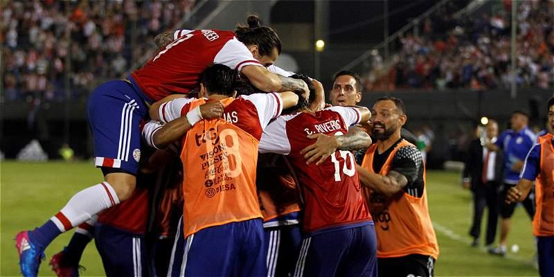 Paraguay venció y mantiene la ilusión del Mundial: 2-1 sobre Ecuador