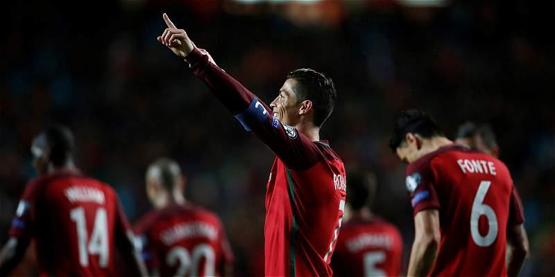 Cristiano Ronaldo lideró la victoria 3-0 de Portugal sobre Hungría