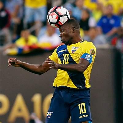 En fotos: los jugadores de Ecuador a los que Colombia debe controlar, en Quito