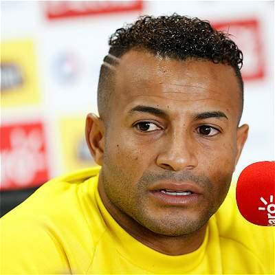 Pedro Quiñónez, centrocampista ecuatoriano