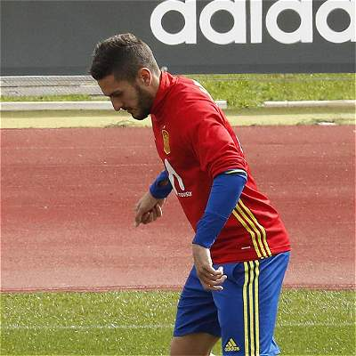 'Esta temporada me siento importante en la selección de España': Koke