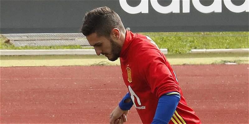 \'Esta temporada me siento importante en la selección de España\': Koke