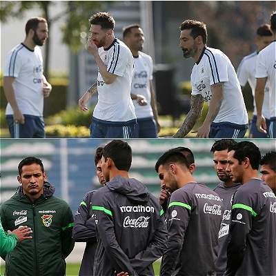 Bolivia buscará sacar ventaja de la altura para vencer a Argentina