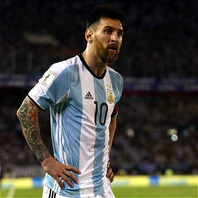 Sanción a Lionel Messi