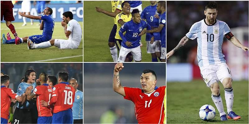 Sanción a Lionel Messi, entre las más drásticas de la Fifa y Conmebol