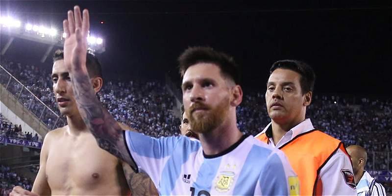 \'Mis dichos jamás fueron dirigidos al asistente 1\': Lionel Messi