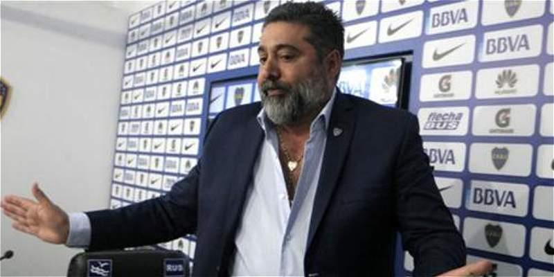 Angelici, vicepresidente de AFA, dijo que no han contactado a Sampaoli