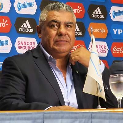Claudio \'Chiqui\' Tapia