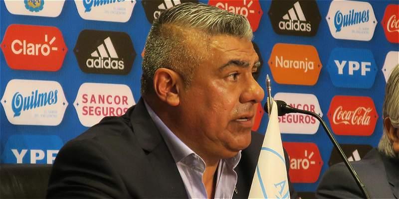 \'Bauza es el DT de Argentina, hay que respaldarlo\': presidente de AFA