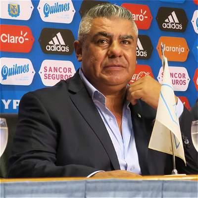 Claudio 'Chiqui' Tapia