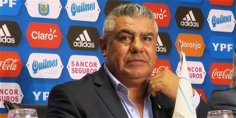 \'Vamos a negociar la salida de Sampaoli de Sevilla\': presidente de AFA