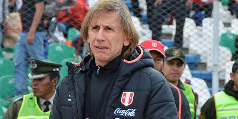 ¿Ricardo Gareca sería técnico de Selección Colombia? Eso dicen en Perú